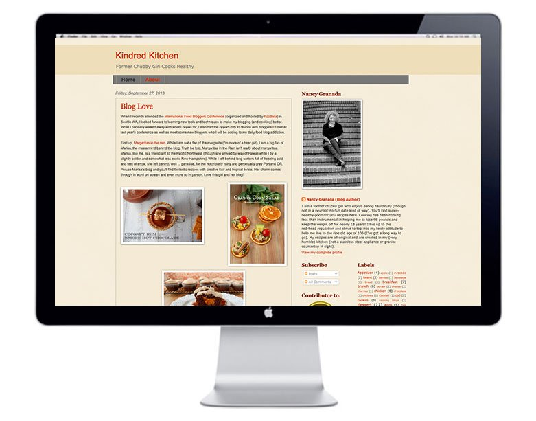 kindred-kitchen-website-design-before