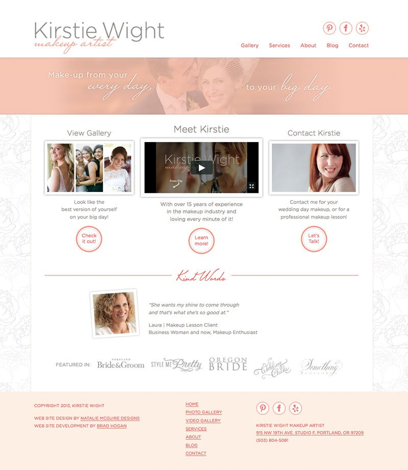makeup-artist-portland-website-design2
